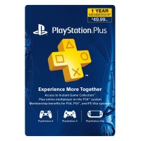 PlayStation PLUS Membership 1 Year