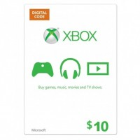 XBOX GIFT CARD $10