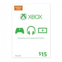 XBOX GIFT CARD $15