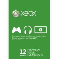 XBOX GIFT CARD 12 Month