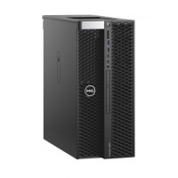 Dell Precision T5820 W-2133(6 Core 3.6)/8G/1T/DVDRW/No Video Card/425W Power Supply workstation