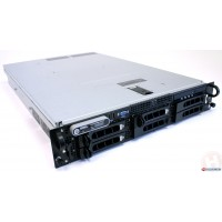 Dell Poweredge 2950 Server, 2X Quad-Core 2.83GHZ, 24GB RAM, 2X146GB HDD, 5QSCLH1 -used