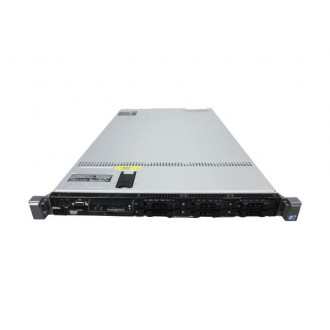 DELL PowerEdge R610 2 x 2.67Ghz X5550 Quad Core 24GB 6x 146GB 10K SAS 6iR Rails - used