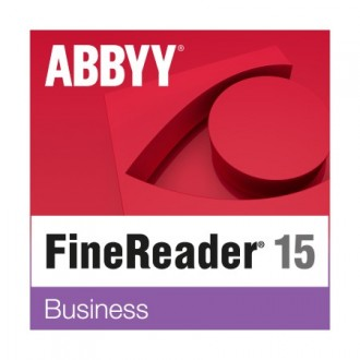 ABBYY FineReader PDF 15 Business - 1 year (Standalone) license