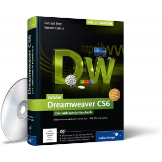 Adobe Dreamviewer CS6 Full Retail - 1 user license