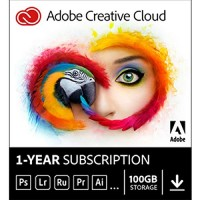 Adobe Creative Cloud All apps asian license redeem code 20+ app