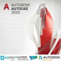 Autocad 2020 PRODUCT DESIGN & MANUFACTURING COLLECTION  Includes AutoCAD + Inventor + morel - 1 user license