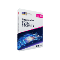Bitdefender Total Security 2020 - 10 хэрэглэгч / 1 жил