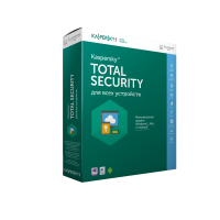 Kaspersky Total Security - Multi Device 2016 - 3 төхөөрөмж / 1 жил