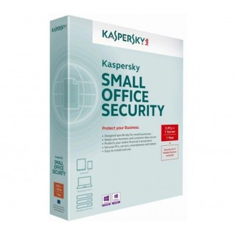 Kaspersky Small Office Security 5 for Personal Computers and Mobiles 2016 - 5 төхөөрөмж / 1 жил