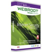 Webroot Internet Security Complete 2016 - 1 хэрэглэгч / 1жил