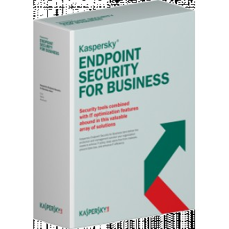 Kaspersky Endpoint Security for Business - Core - Base 1 year License / Хэрэглэгч 15-19ш