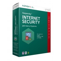 Kaspersky Internet Security - Multi Device 2017 - 5 төхөөрөмж / 1 жил