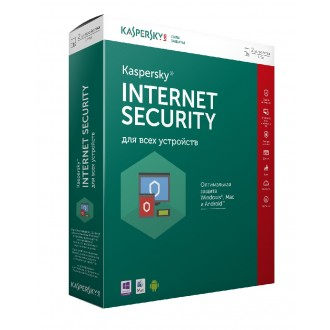 Kaspersky Internet Security - Multi Device 2017 - 3 төхөөрөмж / 1 жил