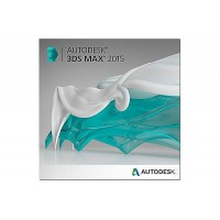 Autodesk 3DS Max 2015 - 1 user license