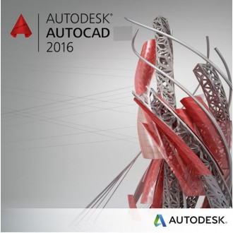 Autocad 2016 Retial Box - 1 user license