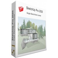 AUTOCAD SKETCHUP PRO - 1 user license