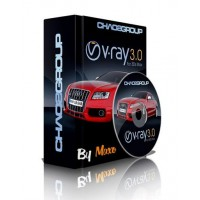 V-RAY FOR 3DMAX VER3.2 - 1USER LICENCE