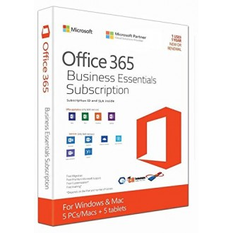 Microsoft Office 365 Business Essentials license