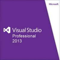 Microsoft Visual Studio 2013 Ultimate 1 user license