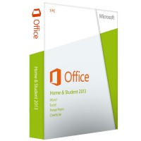 Microsoft  Office Home and Student RT 2013 SNGL OLP NL