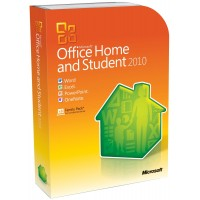 Microsoft Office 2010 Home and Student 1 pc license