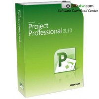 Microsoft Project 2010 Professional - 1 pc OEM lifetime license 32 and 64 bit