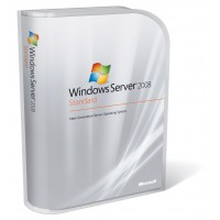 Windows Server 2008 Standard 1 license with 5 CAL
