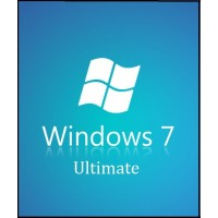 Windows 7 Ultimate - 1 PC Lifetime OEM license 32&64 bit
