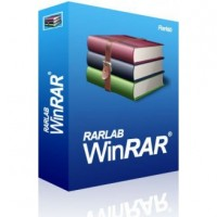 Winrar and RAR Archiver Ver 5.3 - 1 user license