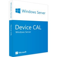 Windows Server CAL SNGL LicSAPk OLP NL Device CAL