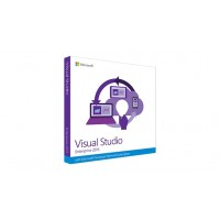 Microsoft Visual Studio 2015 Professional 1 user license