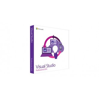 Microsoft Visual Studio 2015 Enterprise 1 user license