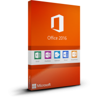 Microsoft Office 2016 Pro Plus - 1 user license