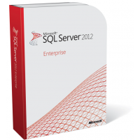 Microsoft SQL Server 2012 Enterprise Edition 5 CAL