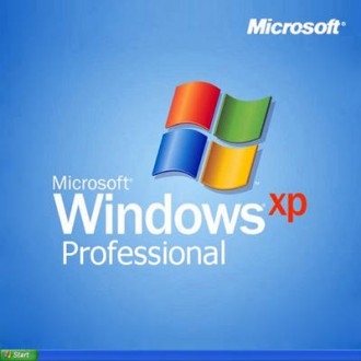 Windows XP Professional with SP3