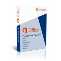 Microsoft Office 2013 Pro Plus - 1 pc lifetime OEM license 32 and 64 bit