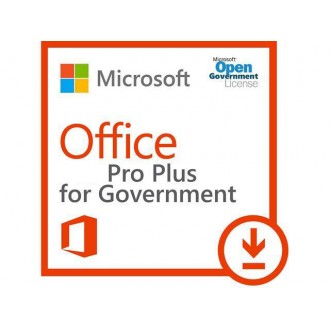 Microsoft  Office Pro Plus 2019 RUS OLP C Goverment