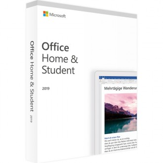 Microsoft Office Home & Student 2019 license хугацаа хязгааргүй