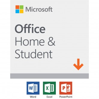 Microsoft Office Home and Student 2019 All Language PKL Onln CEE Only DwnLd C2R NR ESD license