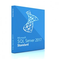 Windows SQL Standard 2017  Sngl OLP NL license