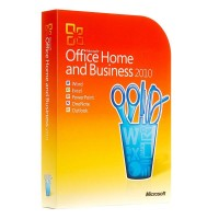 Microsoft Office 2010 Home and Business 1 pc license