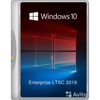 Windows 10 Enterprise LTSC 2019 SNGL Upgrd OLP NL Charity license