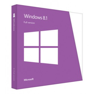 Windows 8.1 Standard - License 32 & 64 bit OEM license