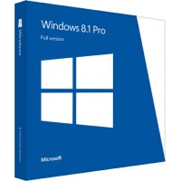 Windows 8.1 Professional 32 & 64 bit Downgrade license