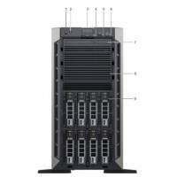 Dell PowerEdge T640 3.58 Backplane 3104/8GB/600GB SAS/H330/DVDRW/495W/ Tower Server