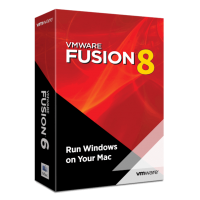 Vmware Fushion 8 - 1 client