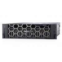 Dell PowerEdge R940 24 Back Plate Gold medal 5118X2/8GX2/600GSASX2/H330/CD-ROM/1100WX2 server